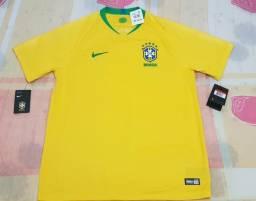 Camisa oficial Brasil G