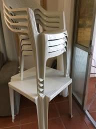 Cadeiras mais mesa nova em paulista