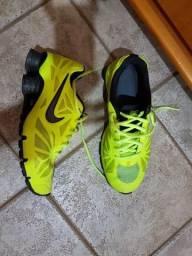 Nike Shox verde original