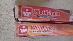 Arame Solda tig WI-T 316 L Inox 2,40x1000mm - 30Kg