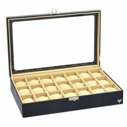 Porta relógio caixa colecão