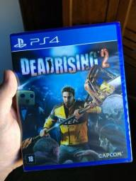 Vendo Dead Rising 2 PS4