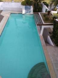 Título do anúncio: Casarão com 530m² 4 suites Lazer total, terreno 30x30 Cond. Bouganville