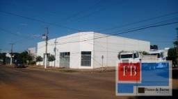 Comercial galpão / barracão - Bairro Vila Goulart em Rondonópolis