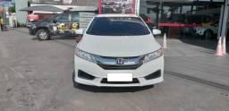Honda city lx cvt 17/17 - 2017