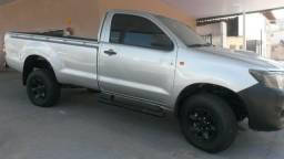Hilux cabine simples - 2014