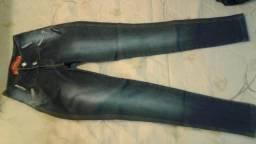 Calça Jeans Detalhada Oxtreet