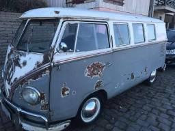 Kombi luxo 1960