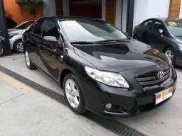 Corolla xli 1.6 / 2010 / completo / automático - 2010