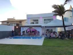 Casa para eventos e comemorações na Praia de Vilas do Atlântico