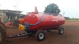 """Carreta Tanque 6.500 litros com Kit bombeiro completo"""""""