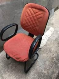6 cadeiras por 50,00 r$ cada