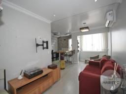 Apartamento à venda com 2 dormitórios em Cristo rei, Curitiba cod:1442