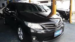 Vendo ou troco corrolla xe-i automático,completo - 2012