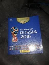 Album copa do mundo Russia completo