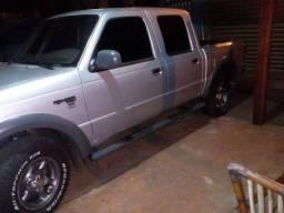 Ford Ranger Cabine dupla 4X4 - 2004