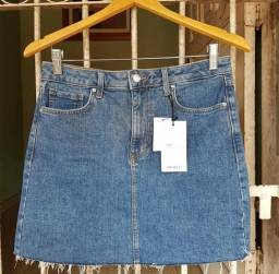 Saia Jeans Forever 21