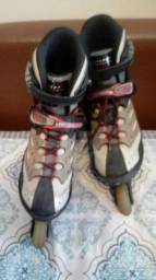 Roller blaid. patins soft boot tamanho 40