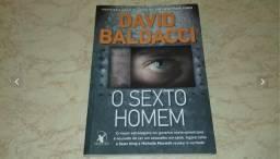 Livro O Sexto Homem David Baldacci