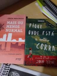Livros literatura