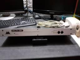 Placa de Áudio  Delta 1010  Padrão rack M-Audio - FILÉ