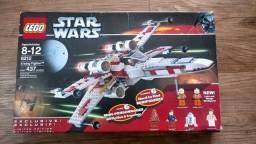 Lego Star Wars X-Wing Fighter 6212 com caixa e manual comprar usado  São Paulo