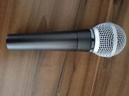 Microfone Shure Sm  58 com fio Original