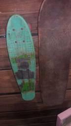 Eskats long bard e um normal meio usados
