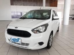 Ford Ka 1.0 Flex Branco 2017/2018 - 2018