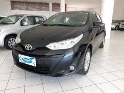 Toyota Yaris XL 1.3 Automático Preto 2018/2019 - 2019