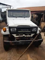 Toyota Bandeirante Pickup - 1990
