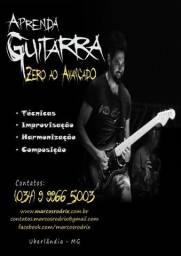 Aulas de Guitarra Em Uberlândia-MG