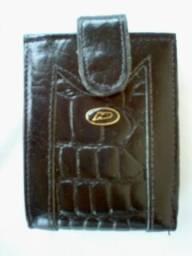Carteira masculina de bolso oferta ponta de estoque