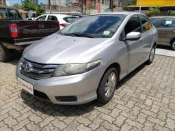 Honda city 1.5 lx 16v flex 4p automatico - 2013
