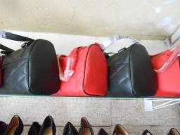 Bolsas bau e mochilinhas