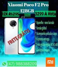 Xiaomi Pocofone f2 Pro 128GB 5G snap 865 a pronta entrega garantia de 6 meses