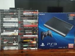 PS3 para colecionador top d + ler a descrição!