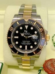 Relógio Rolex Submariner misto