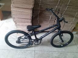 Bicicleta Ultra Bikes - Aro 20 Preto Fosco