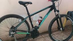 Bike aro 29 - 27 velocidades Shimano DEORE, usado comprar usado  Congonhas