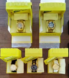 Relógio Invicta Yakuza em até 12x!!! Imperdível!!!