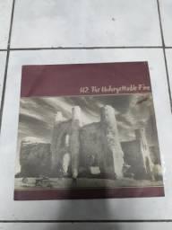 Usado, Lp U2 Unforgettable fire disco de vinil comprar usado  Belo Horizonte