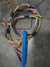 Cabo conector jamma 9 unidades comprar usado  Belo Horizonte