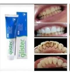 Branqueador Dental Gister Pasta 60g - Promoção hoje!