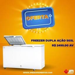 Freezer horizontal 503L *Promoção* / Arli - *