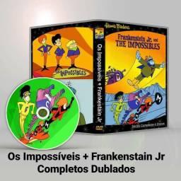 Os Impossíveis + Frankenstain Jr Completo