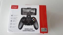 Controle para jogar video game no celular IPEGA NOVO