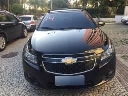 Gm cruze 2014 sedan lt automatico completissimo apenas 57.000km raridade