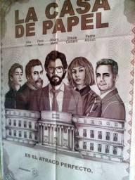 Mega Poster - La Casa De Papel