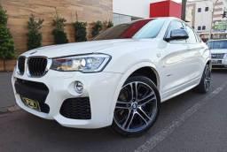 BMW\X4 35i XDrive 3.0 M-Sport - Seminova - Top de Linha- 2016